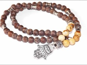 Kabbalah Jasper Necklace