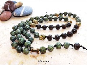 Serpentine and Bronzite